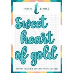 Scripty Heart, Trinity Stamps Dies -