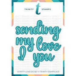 Scripty Love, Trinity Stamps Dies -