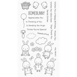 Somebunny by Birdie Brown, My Favorite Things Clear Stamps -