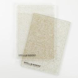 Glitter Standard Cutting Plates, Spellbinders Accessories -