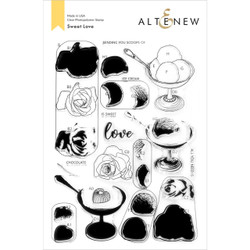 Sweet Love, Altenew Clear Stamps -