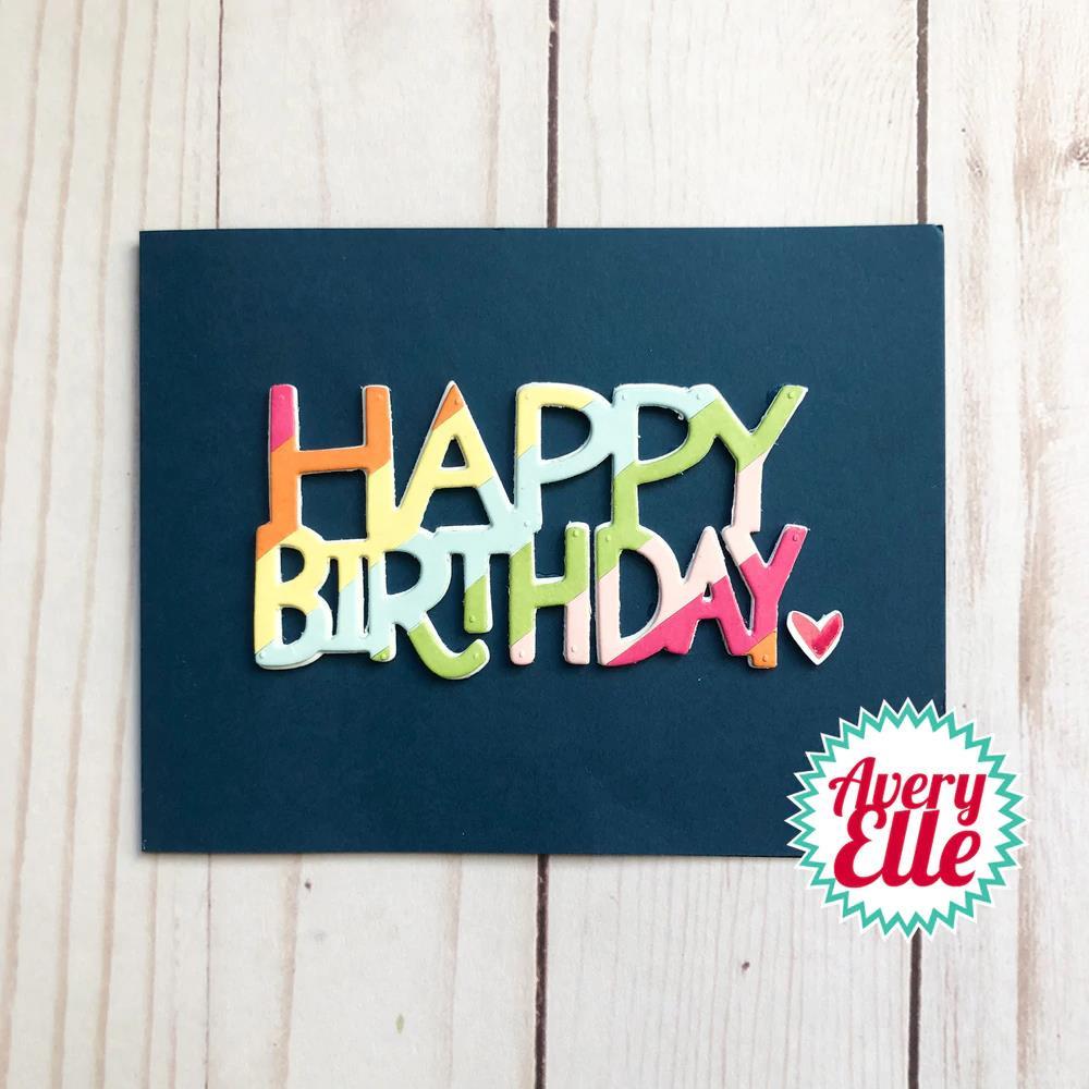 Happy Birthday, Avery Elle-ments Dies -