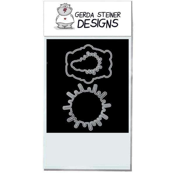 Hello Sunshine, Gerda Steiner Designs Dies -