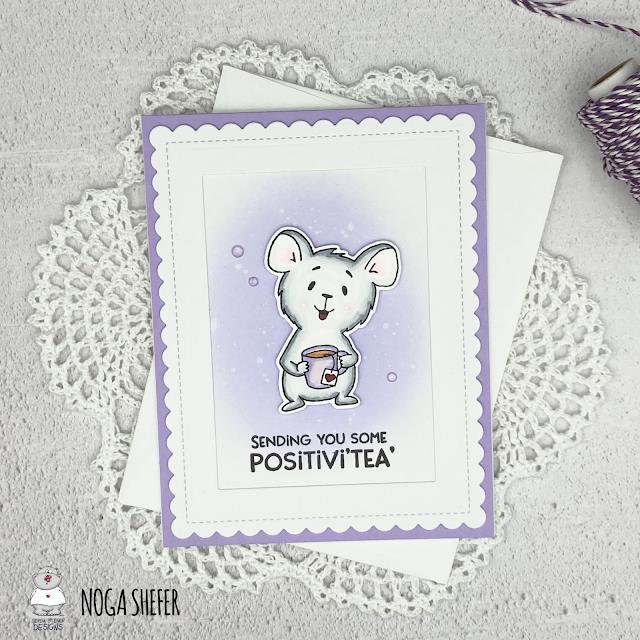 Positivi-Tea, Gerda Steiner Designs Dies -