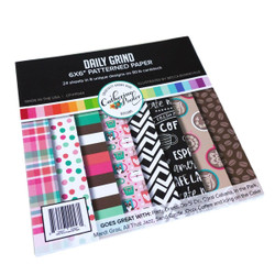 Daily Grind, Catherine Pooler Patterned Paper -