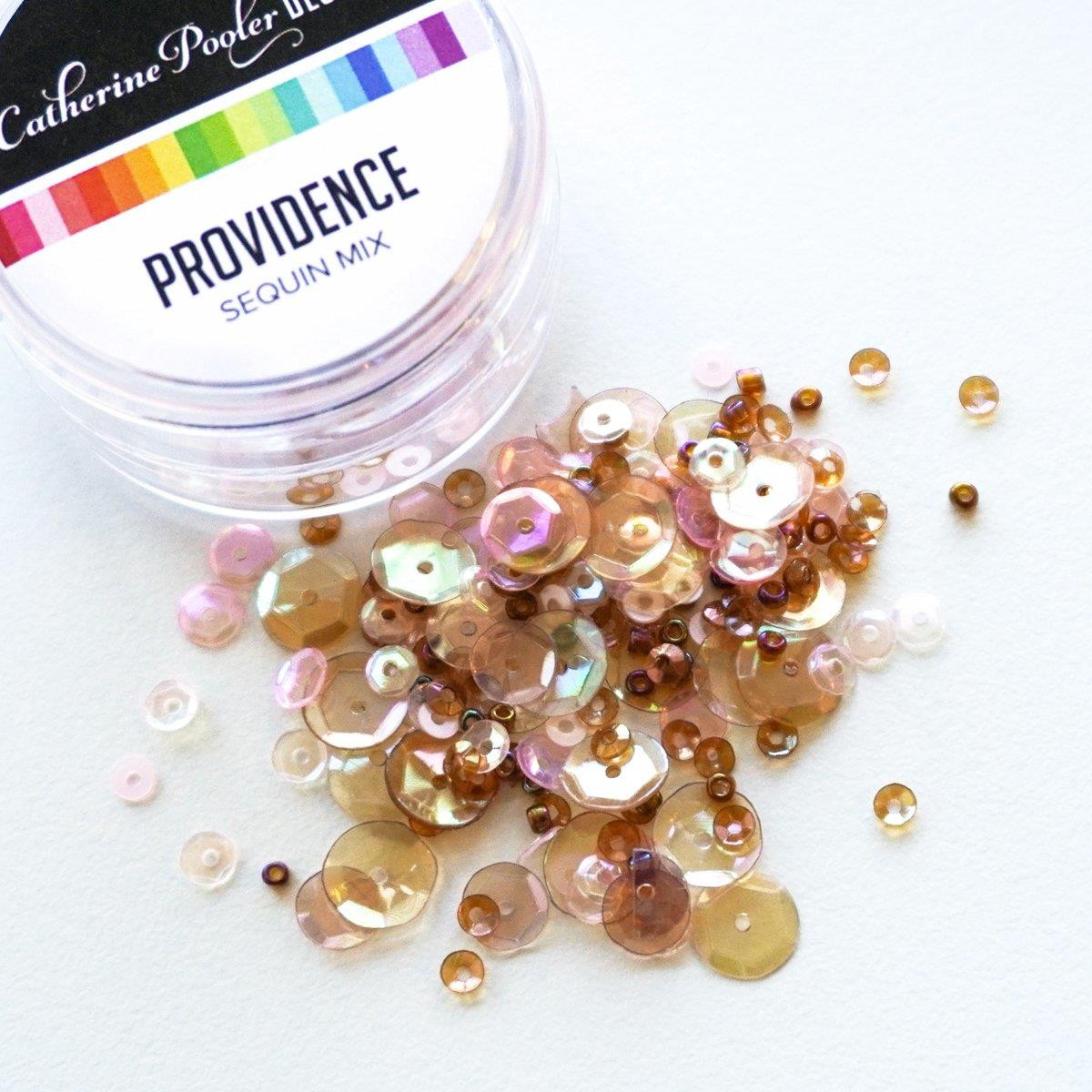 Providence, Catherine Pooler Sequins -