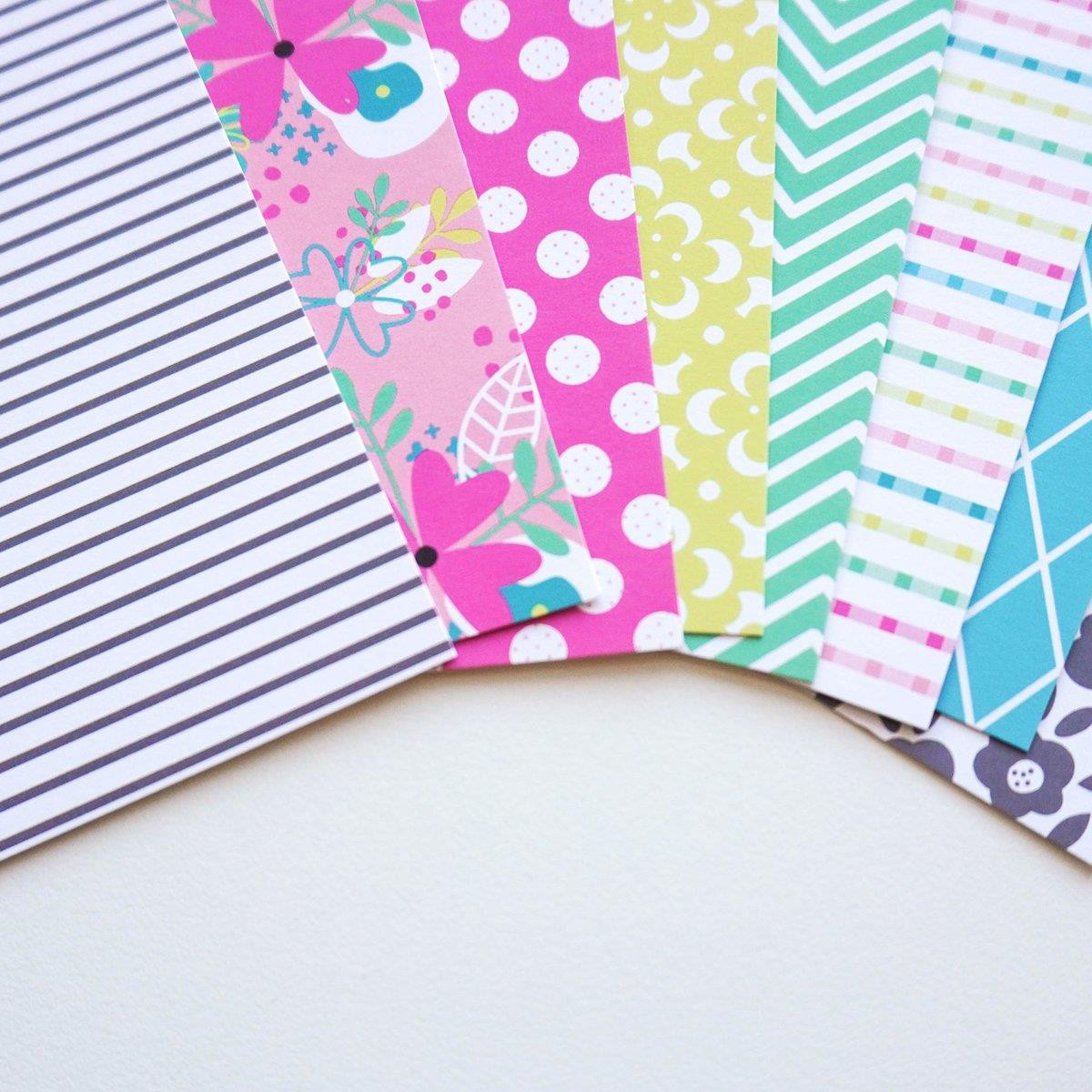 Best Friend Slimline, Catherine Pooler Patterned Paper -