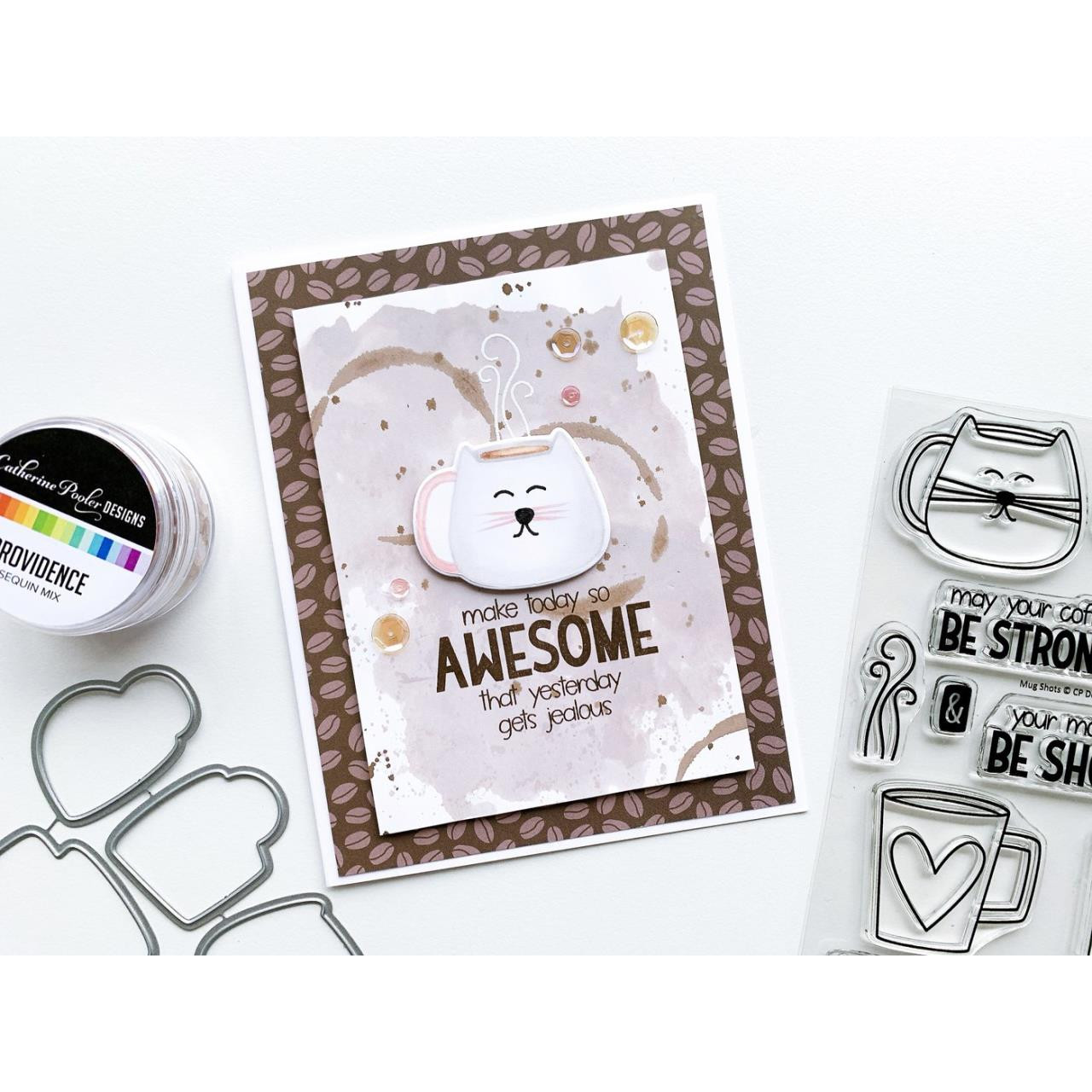 Mug Shots, Catherine Pooler Clear Stamps -