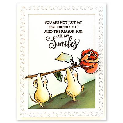 ...For You, Penny Black Clear Stamps -