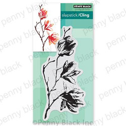Entranced, Penny Black Cling Stamps -