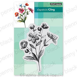 Garden Variety, Penny Black Cling Stamps -