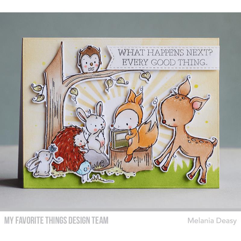 Fairy-Tale Friendship by Rachelle Anne Miller, My Favorite Things Die-Namics -