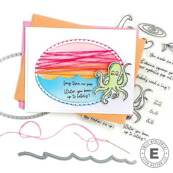 Just Squidding By Julie Ebersole, Essentials By Ellen Designer Dies -