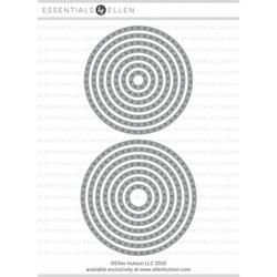 Essential Circles For Stitching, Essentials By Ellen Designer Dies -