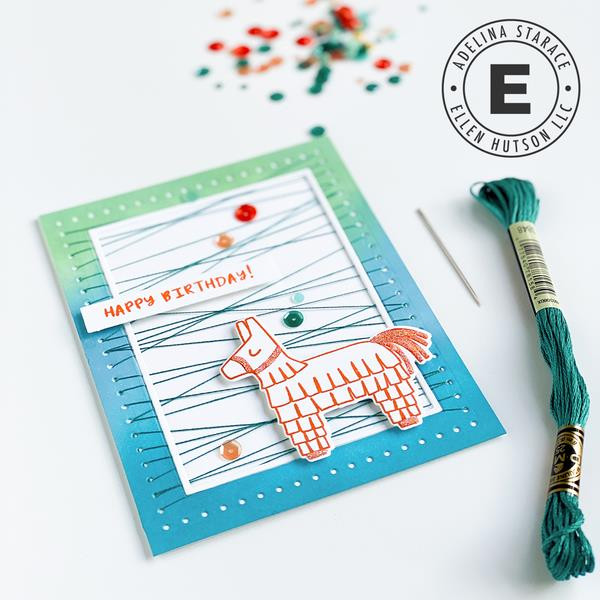 Essential Rectangles For Stitching, Essentials By Ellen Designer Dies -