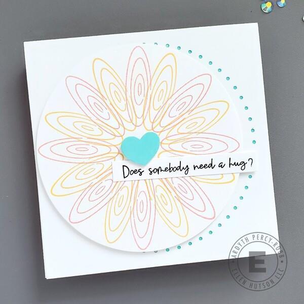 Just Squidding by Julie Ebersole, Essentials by Ellen Clear Stamps -