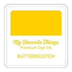 Butterscotch, My Favorite Things Premium Dye Ink Cube -