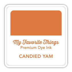 Candied Yam, My Favorite Things Premium Dye Ink Cube -