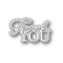 Thank You Posh Script, Memory Box Dies -