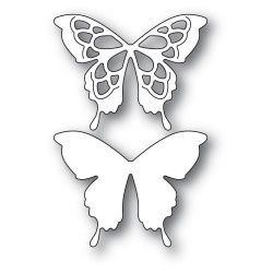 Glade Butterfly, Memory Box Dies -