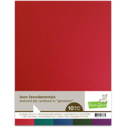 Textured Dot Cardstock - Gemstone, Lawn Fawn Cardstock -