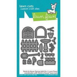 Build-A-House: Spring Add-On, Lawn Cuts Dies -