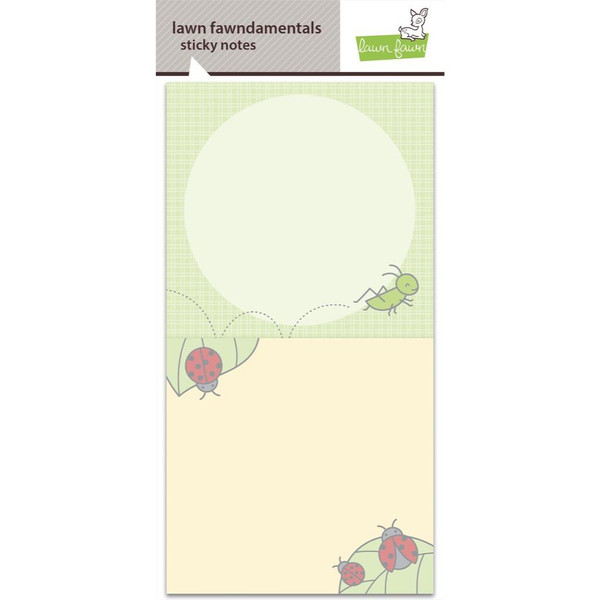 A Really Bug Deal - Sticky Notes, Lawn Fawn -