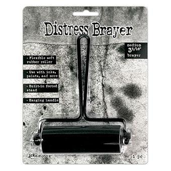 Medium Black Brayer, Ranger Distress -