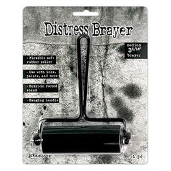 Medium Black Brayer, Ranger Distress -