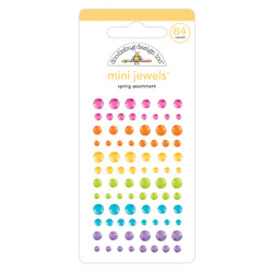 Spring Assortment, Doodlebug Mini Jewels -