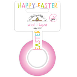 Happy Easter, Doodlebug Washi Tape -