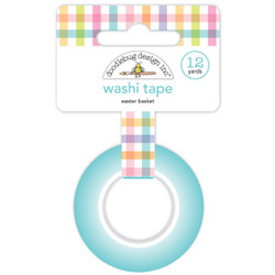Easter Basket, Doodlebug Washi Tape -