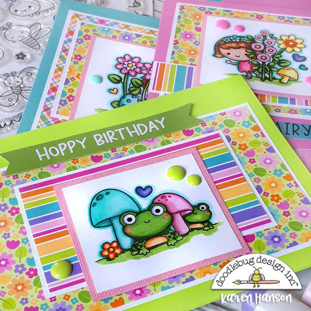 Bugs & Kisses, Doodle Cuts -