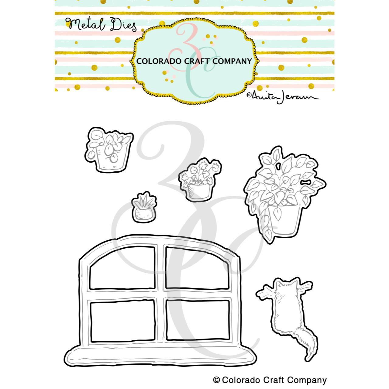 New Day Windowsill by Anita Jeram, Colorado Craft Company Dies -