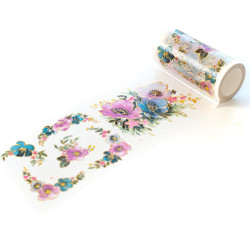 Anemone Magic, Pinkfresh Studio Washi Tape -