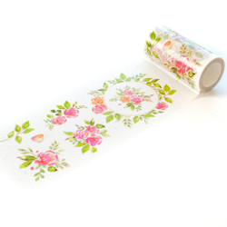 English Garden, Pinkfresh Studio Washi Tape -