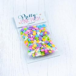 Party Pop, Pretty Pink Posh Clay Sprinkles -