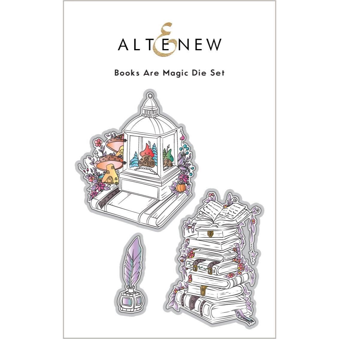 Books Are Magic, Altenew Dies -
