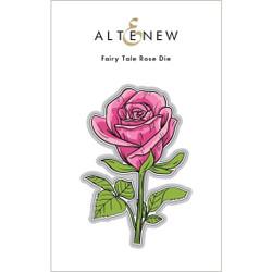 Fairy Tale Rose, Altenew Dies -