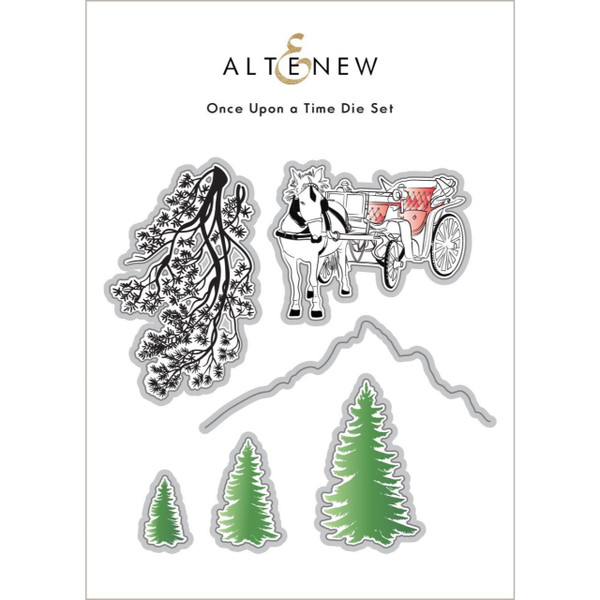 Once Upon a Time, Altenew Dies -