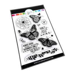 Just Soar, Catherine Pooler Clear Stamps -