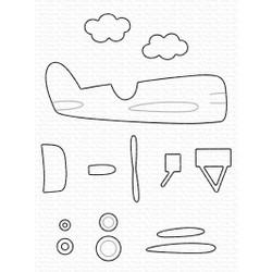 Amazing Airplane, My Favorite Things Die-Namics -
