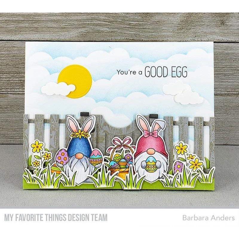 Spring Gnomes by Birdie Brown, My Favorite Things Die-Namics -