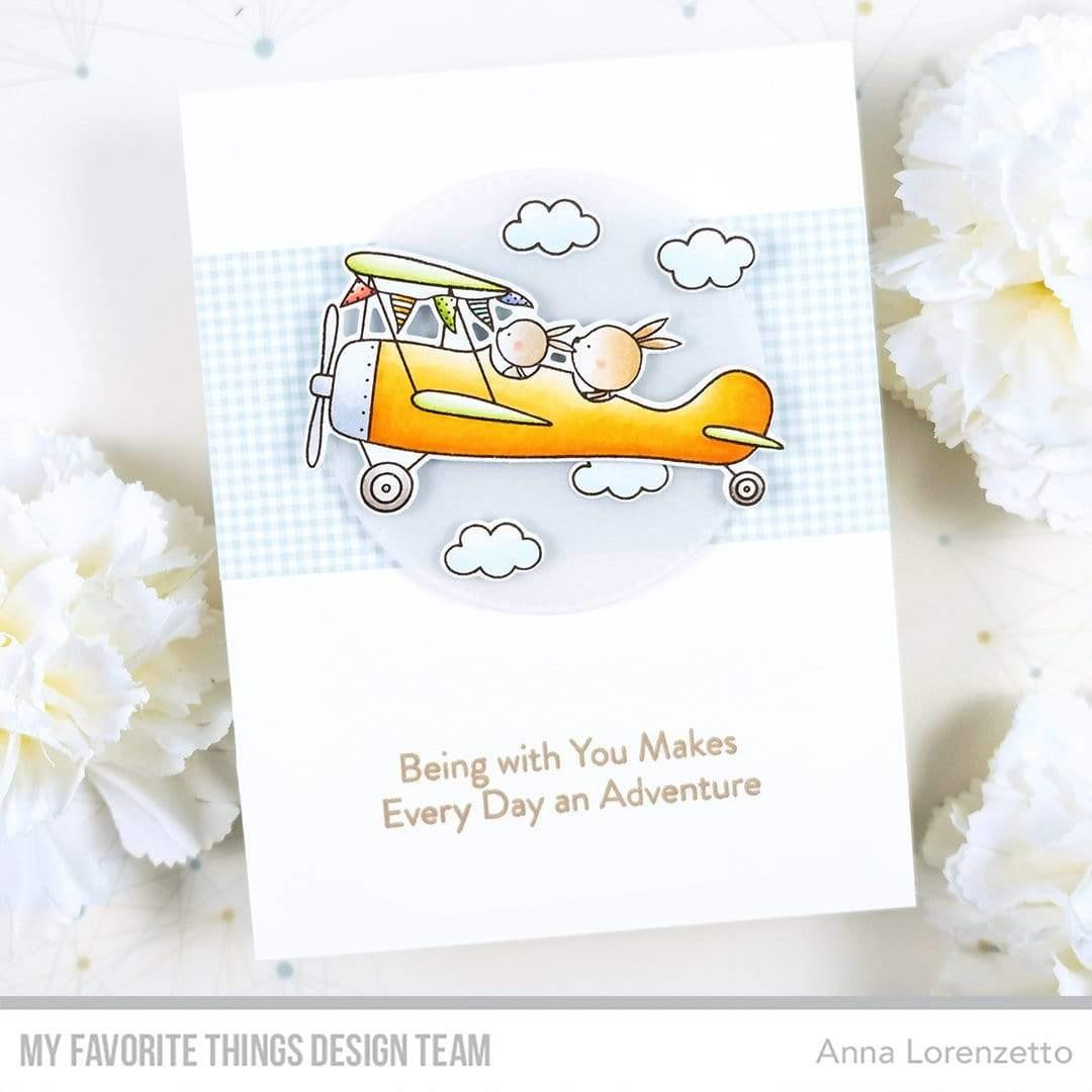 High-Flying Adventure, My Favorite Things Clear Stamps -