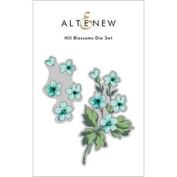 Hill Blossoms, Altenew Dies -