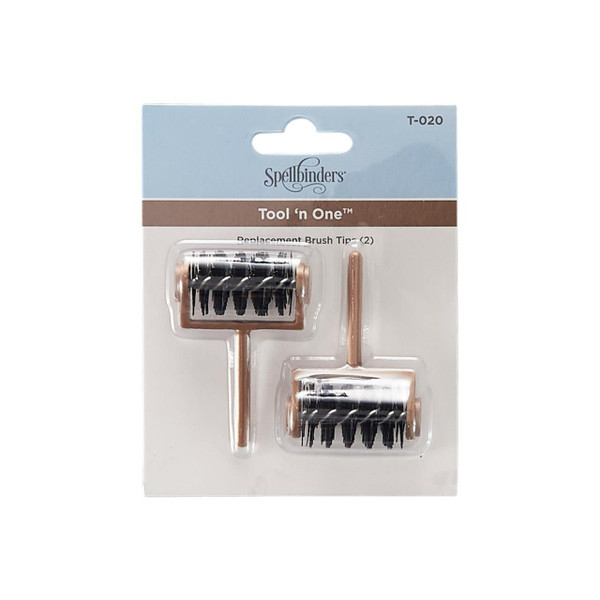 Replacement Brush Set, Spellbinder Tools -