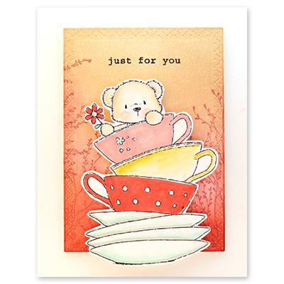Cuddlesome, Penny Black Clear Stamps -
