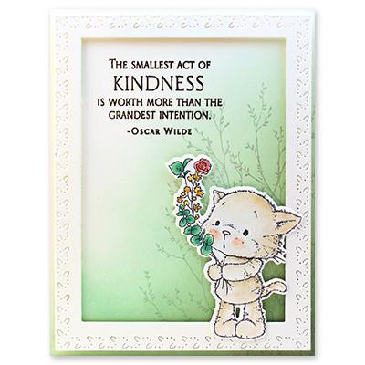 Fragrant Friends, Penny Black Clear Stamps -