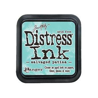 (PREORDER) April 2021 New Distress Color, Ranger Distress Ink Pad -