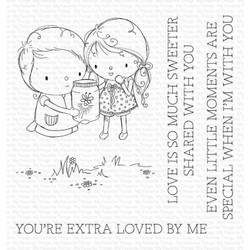 Firefly Friends by Rachelle Anne Miller, My Favorite Things Clear Stamps -